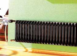 Радиатор для водяного отопления