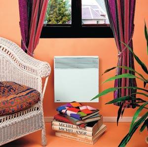 Электрические конвекторы  - идеальное отопление загородного дома