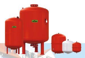 Устройства для закрытых систем отопления