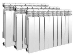 Алюминиевый радиатор марки Ferroli POL