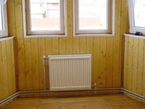 Тепло в доме можно получить самостоятельно установив отопление