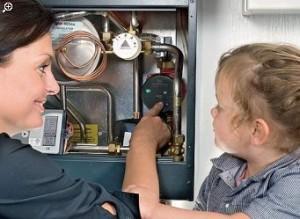Удобная система отопления
