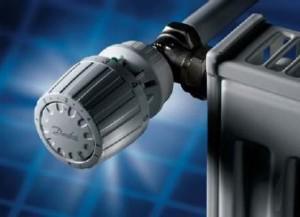 Механические регуляторы для водяных систем отопления