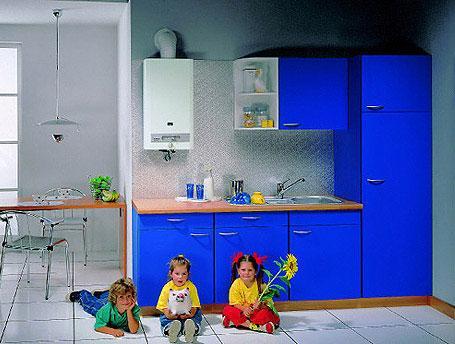 отопление частного дома агв схема