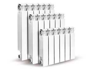 Алюминиевые приборы дающие тепло