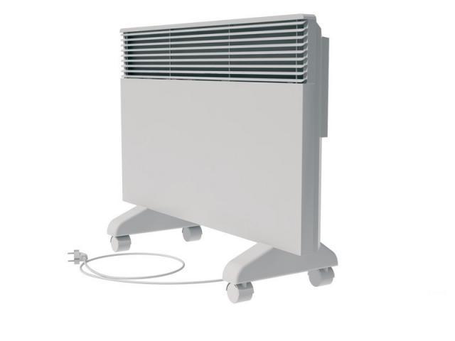 Электрические конвекторы отопления с терморегулятором