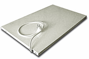 Плоский и компактный отопительный прибор