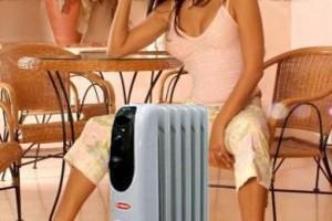 Дополнительный источник тепла в доме.