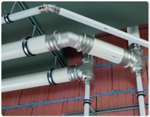 Монтажа трубопровода