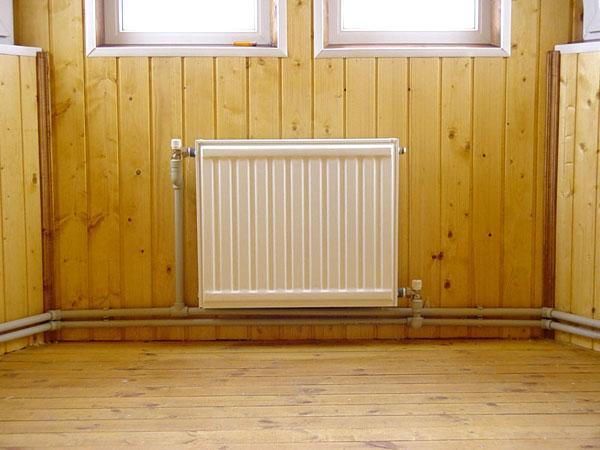 Когда лучше монтировать панельные радиаторы отопления?