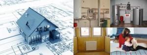 Отопление частного дома - полезные советы и практические рекомендации