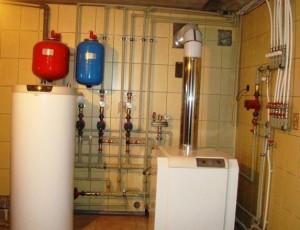 Монтаж систем теплоснабжения