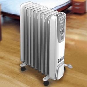Радиатор масляный 8 секций
