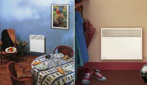 Электрические обогреватели помещений