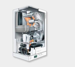 Vitodens 100-W газовый котел настенного типа