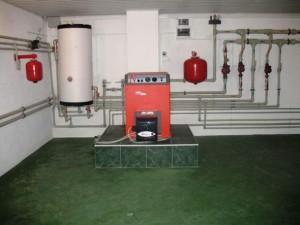 Централизованное водоснабжение дома