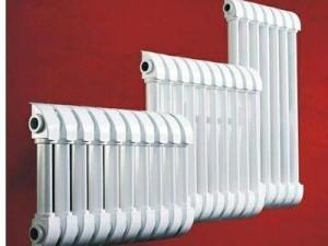 Радиаторы из двух видов металла