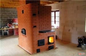 Отопление каркасного дома