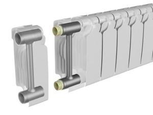 Устройство биметаллической батареи