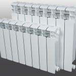 Биметаллические радиаторы отопления rifar – технические особенности и преимущественные характеристики