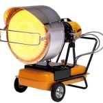 Электрические инфракрасные обогреватели — универсальные приборы для промышленной сферы