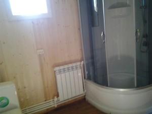 Система отопления в ванной