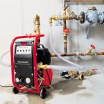 Гидропневматическая промывка систем отопления — особенности и варианты существующих технологий
