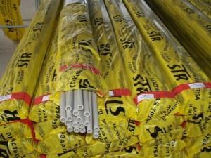 В упаковке 12 труб