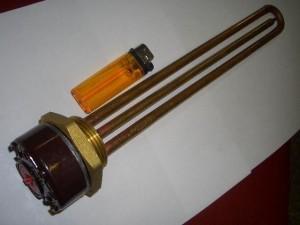 Электронагреватели с терморегулятором