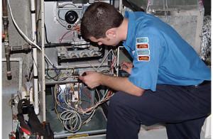 Подключение отопительного газового оборудования