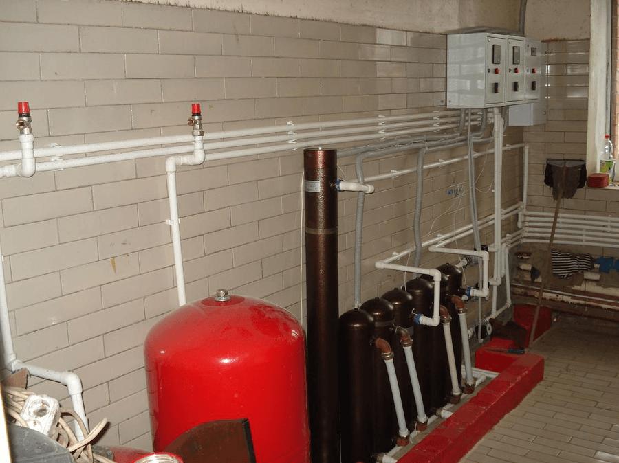 Отопление с индукционным котлом