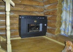 Эксплуатауия печи в деревянном доме