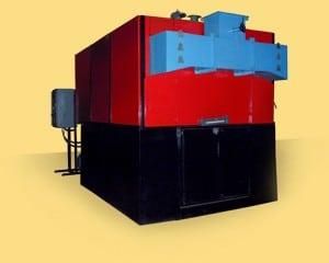 Котел от завод отопительного оборудования и металлоконструкций