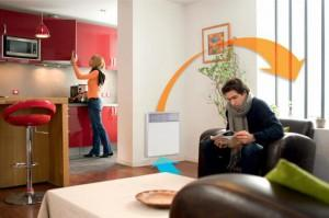 масляный радиатор в квартире