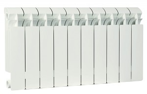 Качественный биметаллический радиатор