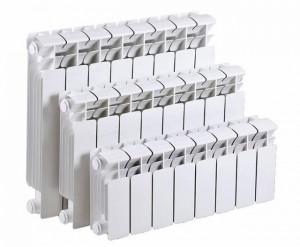 Батареи различных размеров