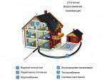 Эффективный монтаж систем отопления загородного дома
