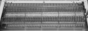 ТЭН с алюминиевым оребрением