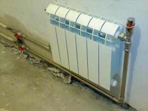 Однотрубная система отопления Ленинградка
