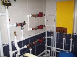 Проектирование систем водяного отопления