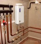 Использование электрокотла для отопления частного дома