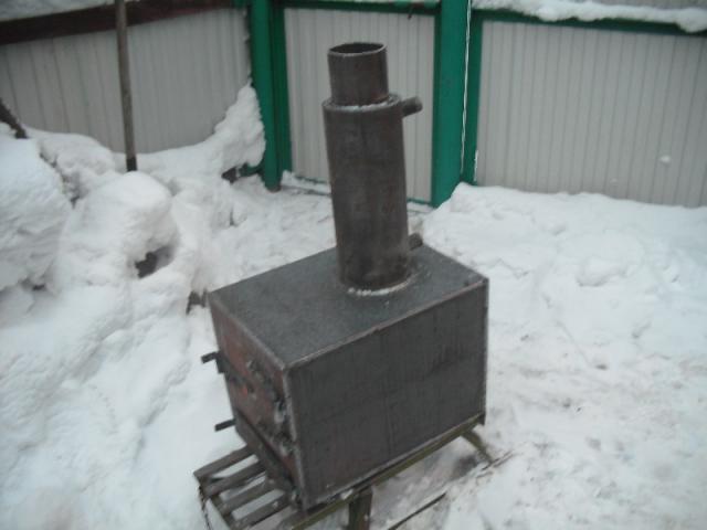 Железная печка буржуйка своими руками фото 447