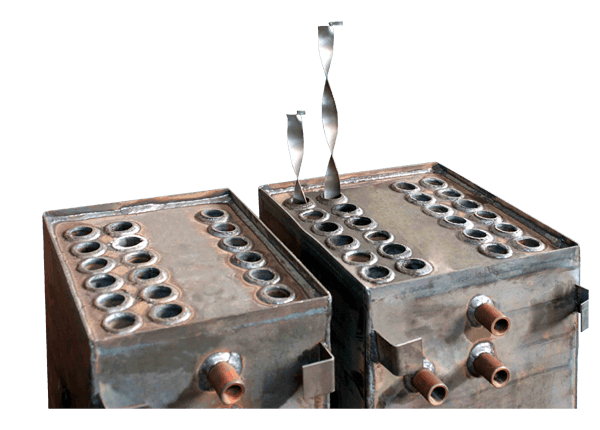Конструкция теплообменник твердотопливного котла Пластинчатый разборный теплообменник SWEP GX-140S Саров