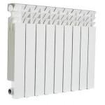 Как объем секции алюминиевого радиатора влияет на подбор основных элементов системы отопления