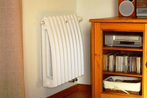 Необычная форма радиатора