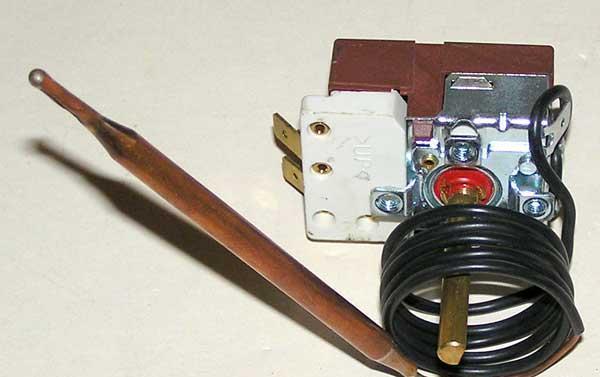 Термостат водонагревателя своими руками