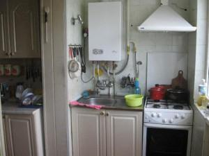 Как производится установка газового котла в квартире