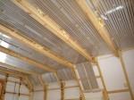 Как работают инфракрасные пленочные потолочные обогреватели