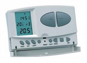 Программируемый недельный терморегулятор