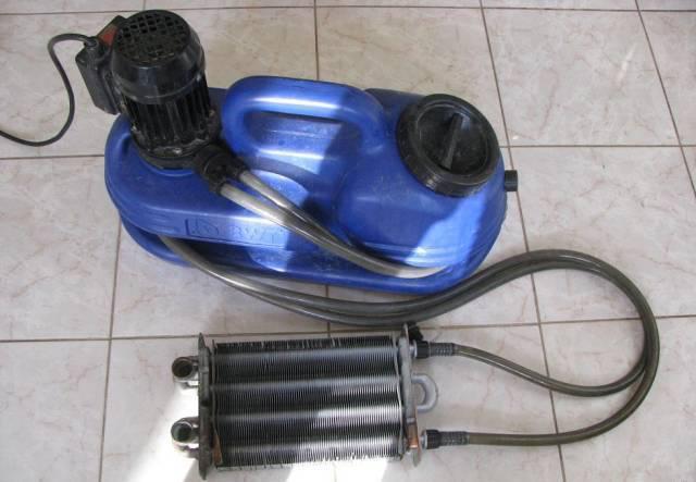 Как промывать теплообменник в котле Кожухотрубный испаритель Alfa Laval DM2-417-2 Чебоксары